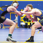 Fergus wrestlers finish fifth at Divisionals