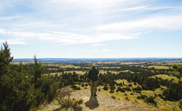 Celebrate Central Montana's public lands with Andrew McKean